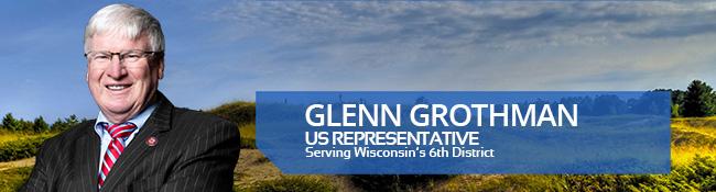 Representative Glenn Grothman