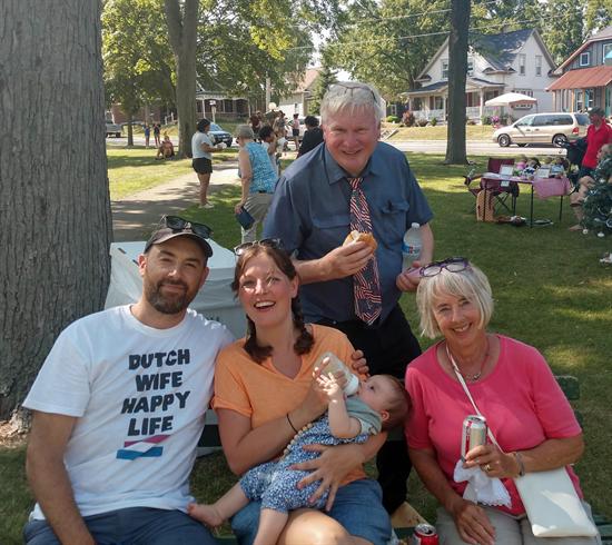 Cedar Grove Holland Fest
