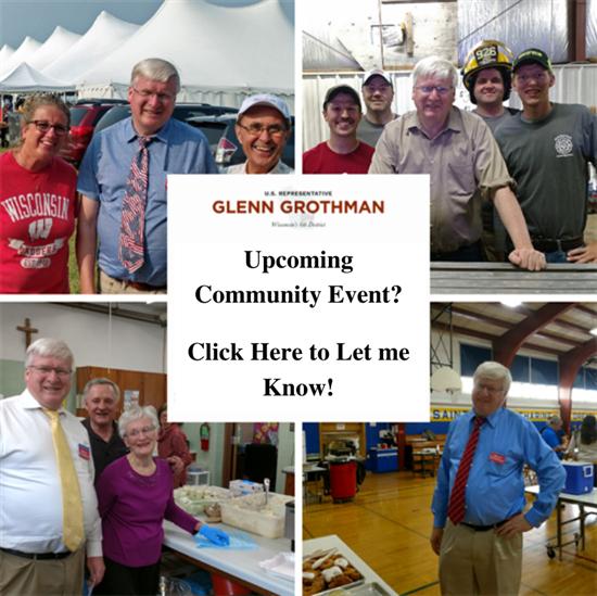 Community Event Graphic