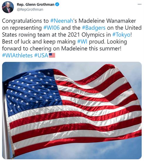 Madeleine Wanamaker Olympics