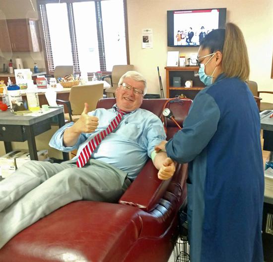 Donating Blood in Oshkosh
