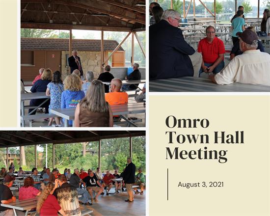 Omro Town Hall