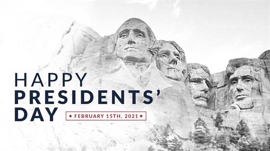 Presidents' Day 2021