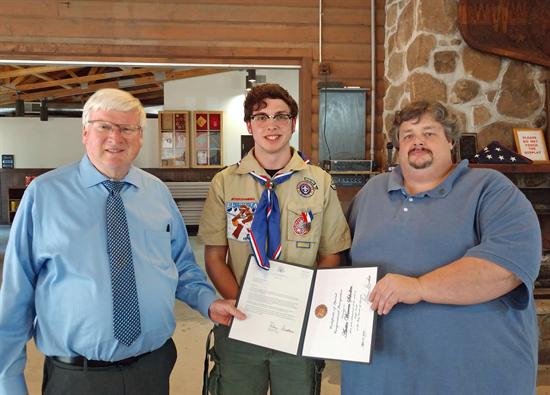 Kiel Eagle Scout