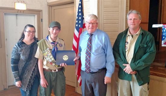 Oostburg Eagle Scout
