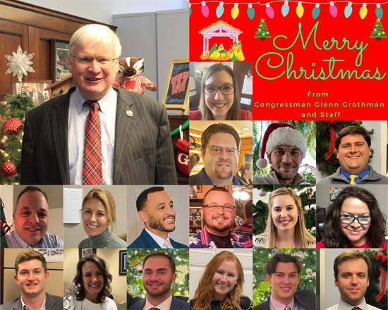 2020 Christmas Collage