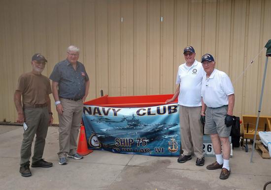 FDL Navy Club Brat Fry