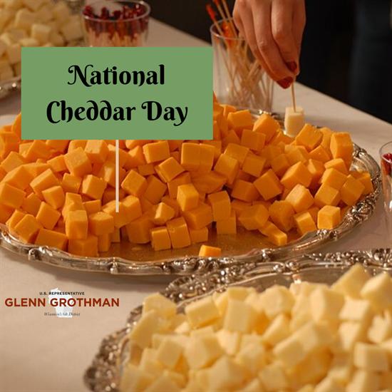 National Cheddar Day