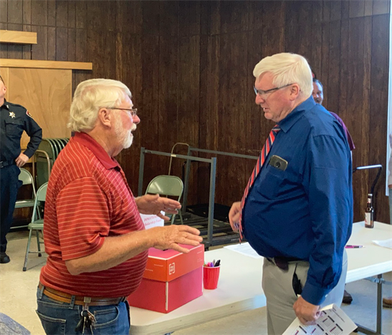 Winnebago County Towns Association Meeting 1
