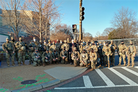 WI National Guard Group Photo